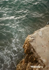photo de la mer depuis Marseille